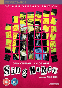 Sid & Nancy - cover
