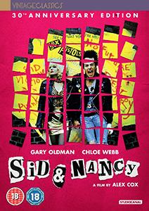 Sid & Nancy - cover