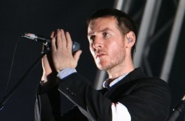 Massive Attack's Del Naja rumoured to be guerrilla graffiti star Banksy