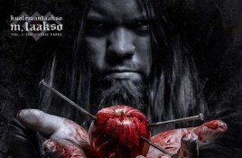 Kuolemanlaakso returns with 'M. Laakso – Vol. 1: The Gothic Tapes' released on (red & black) vinyl and in a CD boxset