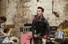 The Clash revived in 'London Town' feat. Jonathan Rhys Meyers as Joe Strummer