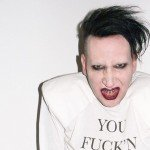 Marilyn Manson to record new album, release expected for Valentine's Day 2017