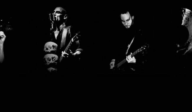 French tribal gothic rock band Nova Et Vetera to re-release 2013 album 'Dead Waltz' on vinyl - order here