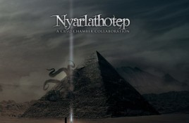 190 minute dark soundscape album 'Nyarlathotep' available for pre-order