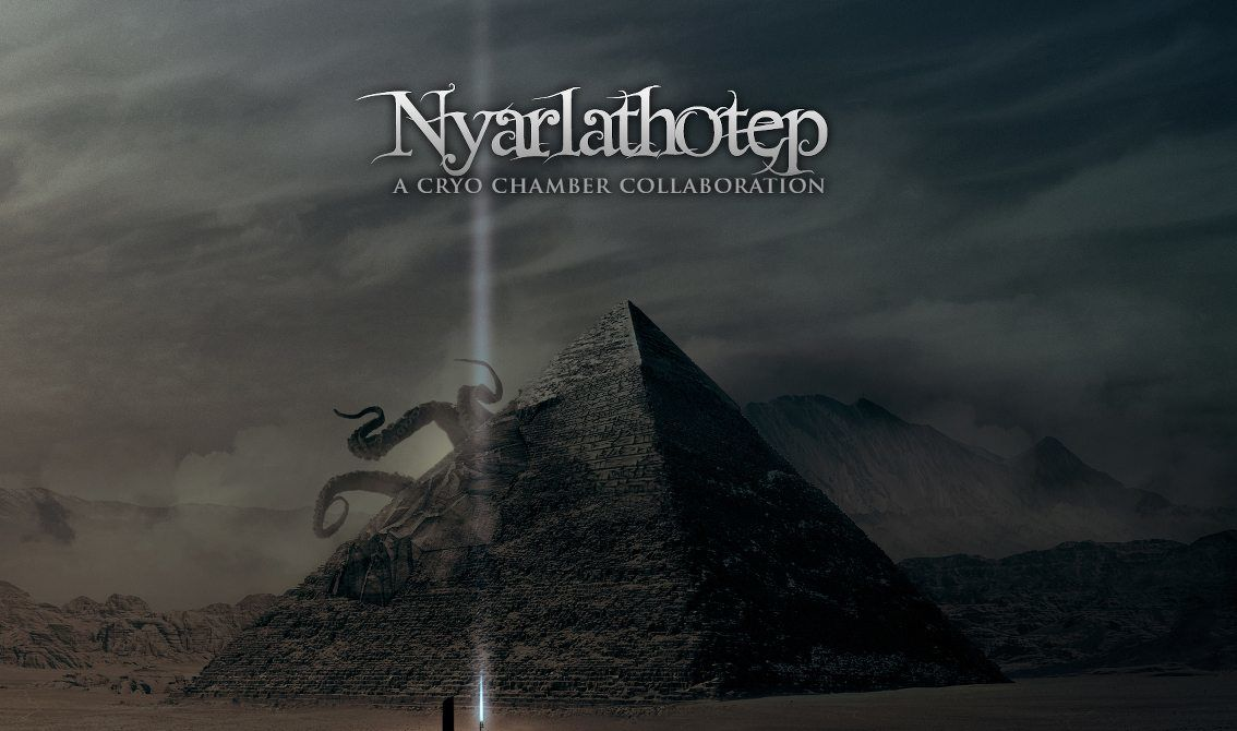 190 minute dark soundscape album'Nyarlathotep' available for pre-order