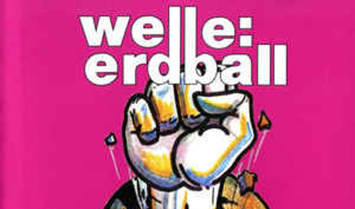 Welle:Erdball re-release'Frontalaufprall' and'Alles int möglich' albums as 2LP picture vinyl - order your copy here