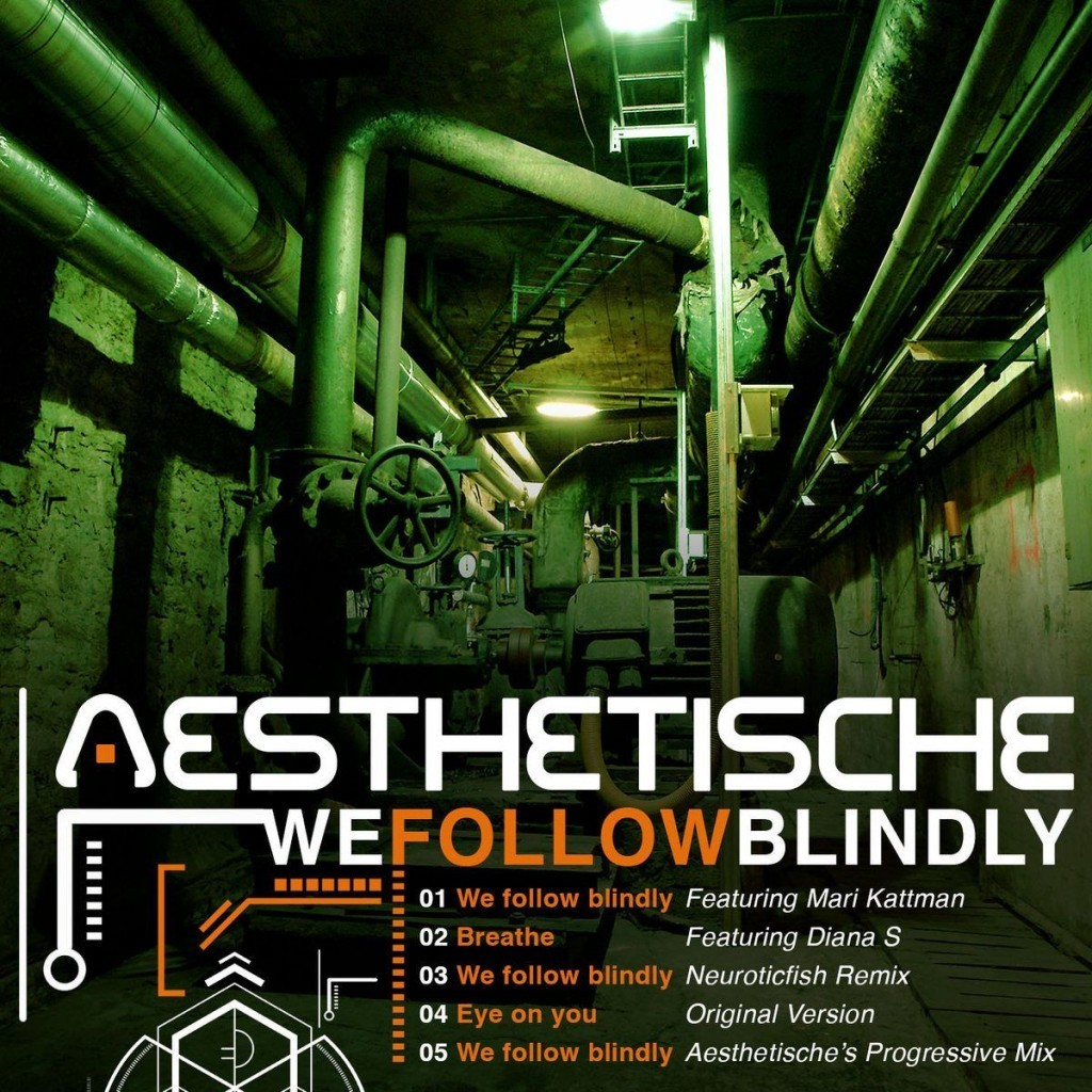 Aesthetische strike back with an extremely club friendly dance electro EP feat. a Neuroticfish remix - exclusively available via Bandcamp (for now that is)