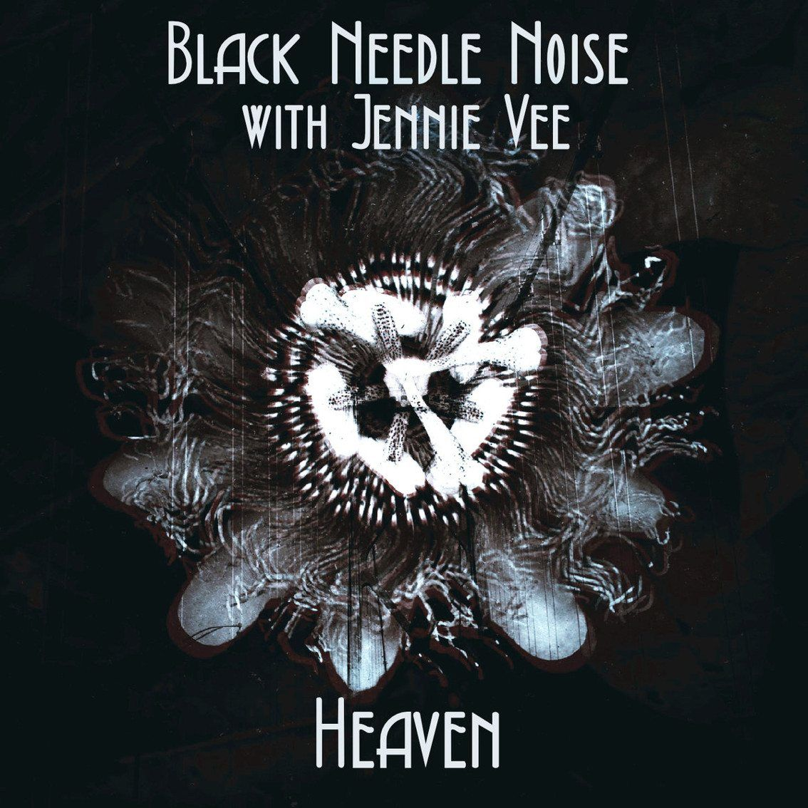 Delcious brand new download for John Fryer powered project Black Needle Noise with Jennie Vee - listen here