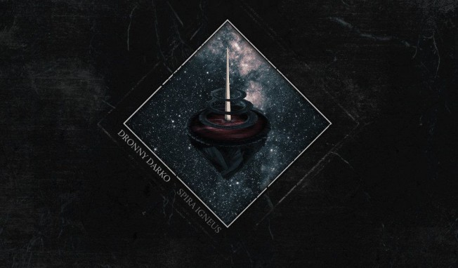 Dark ambient act Dronny Darko to launch 3rd album 'Spira Igneus' on Cryo Chamber - pre-orders available now