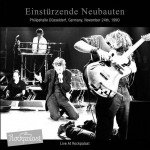 Einsturzende Neubauten finally releases 'Live at Rockpalast' 1990 live album as deluxe 2LP set - order here