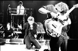 Einsturzende Neubauten finally releases 'Live at Rockpalast' 1990 live album as deluxe 2LP set - order here
