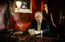 Mick Harvey (Nick Cave and the Bad Seeds) returns with 4th and final volume of Serge Gainsbourg translations