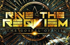 Rave The Reqviem launches 2nd album 'The Gospel of Nil' in a superlimited collectible hardback mediabook format - orders accepted now