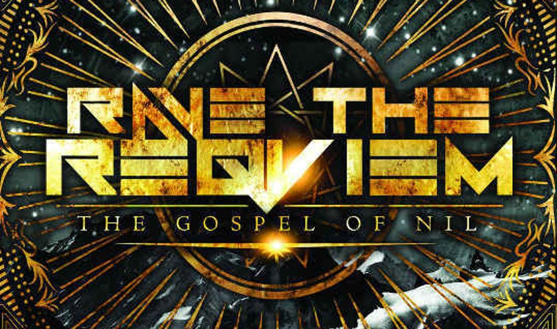 Rave The Reqviem launches 2nd album'The Gospel of Nil' in a superlimited collectible hardback mediabook format - orders accepted now