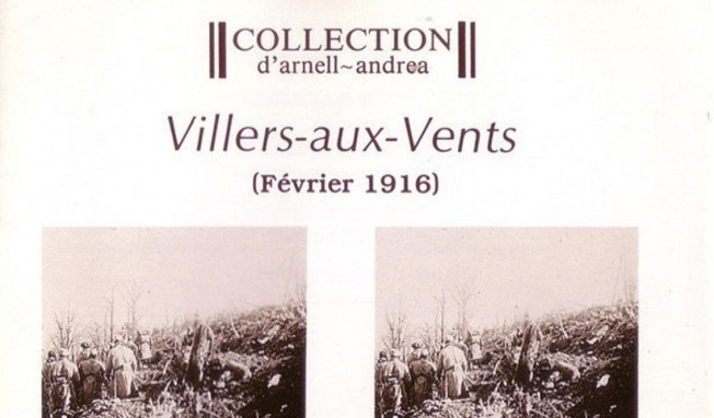 Collection d'Arnell-Andréa's breakthrough album 'Villers-aux-Vents' finally gets a white vinyl treatment - orders accepted now