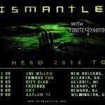 Dismantled launches short East Coast tour - watch the trailer
