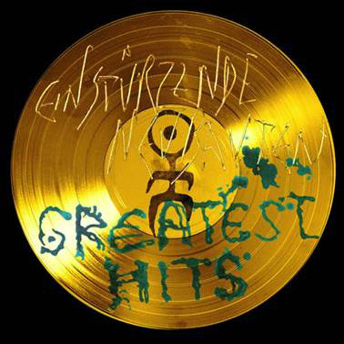 Einstürzende Neubauten goes gold vinyl with'Greatest Hits' - get yours here
