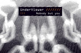 Pre-Front 242 project Underviewer launches 2-track download - read how the fans react!