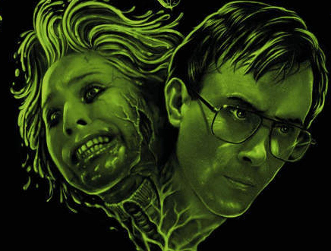 The blu-ray version of the 1990 American science fiction horror film'Bride of Re-Animator' has landed!