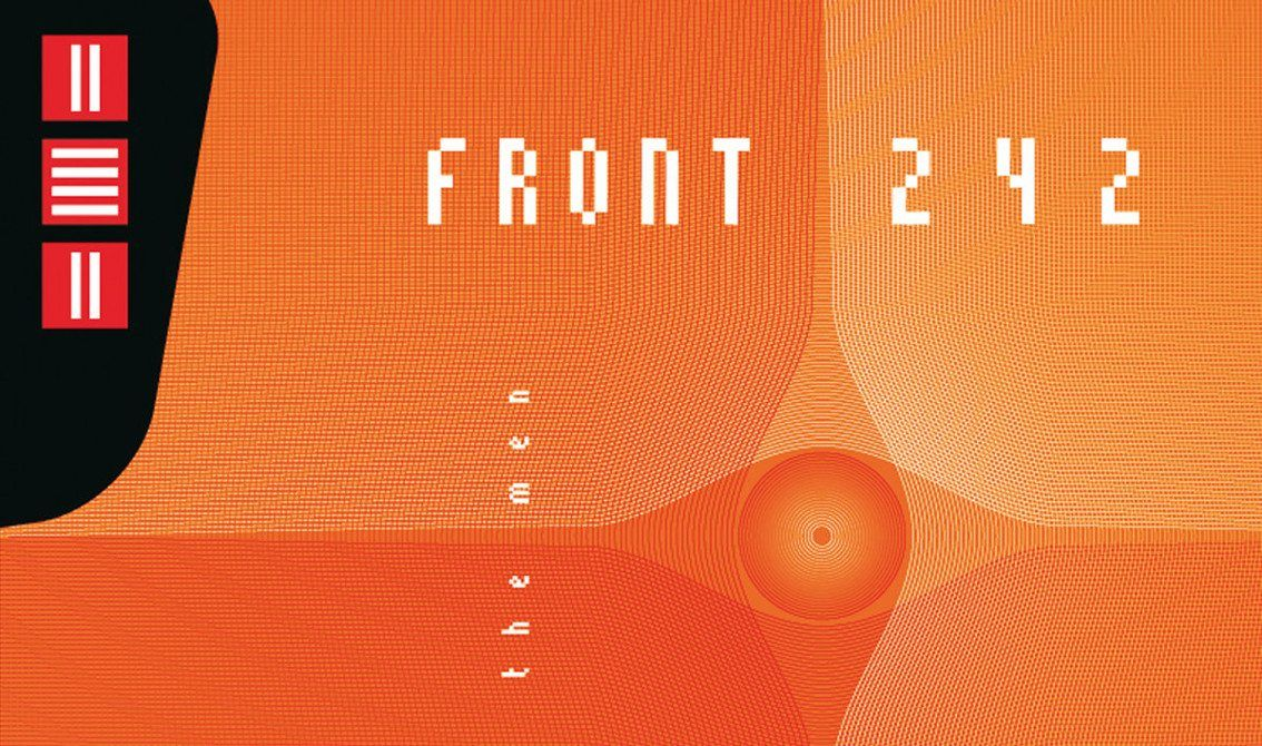 Front 242 sees audio live DVD'Catch The Men' released on Bandcamp - available now
