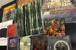 Stock from defunct Flesh Eating Ants Records label (and Dehausset) found back and back available (albeit in very limited quantities)