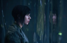 Watch 1st trailer upcoming 'Ghost in the Shell' movie featuring Scarlett Johansson and Takeshi Kitano