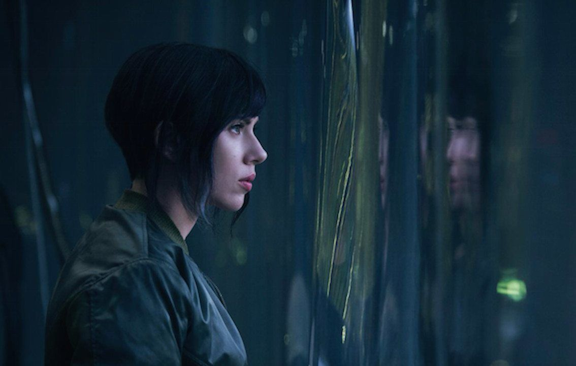 Watch 1st trailer upcoming'Ghost in the Shell' movie featuring Scarlett Johansson and Takeshi Kitano