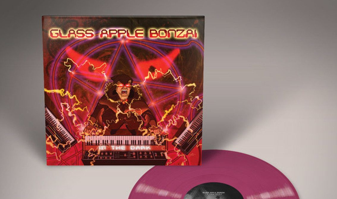 5 albums that inspired'In the Dark', the newest album from the synthpop sensation Glass Apple Bonzai