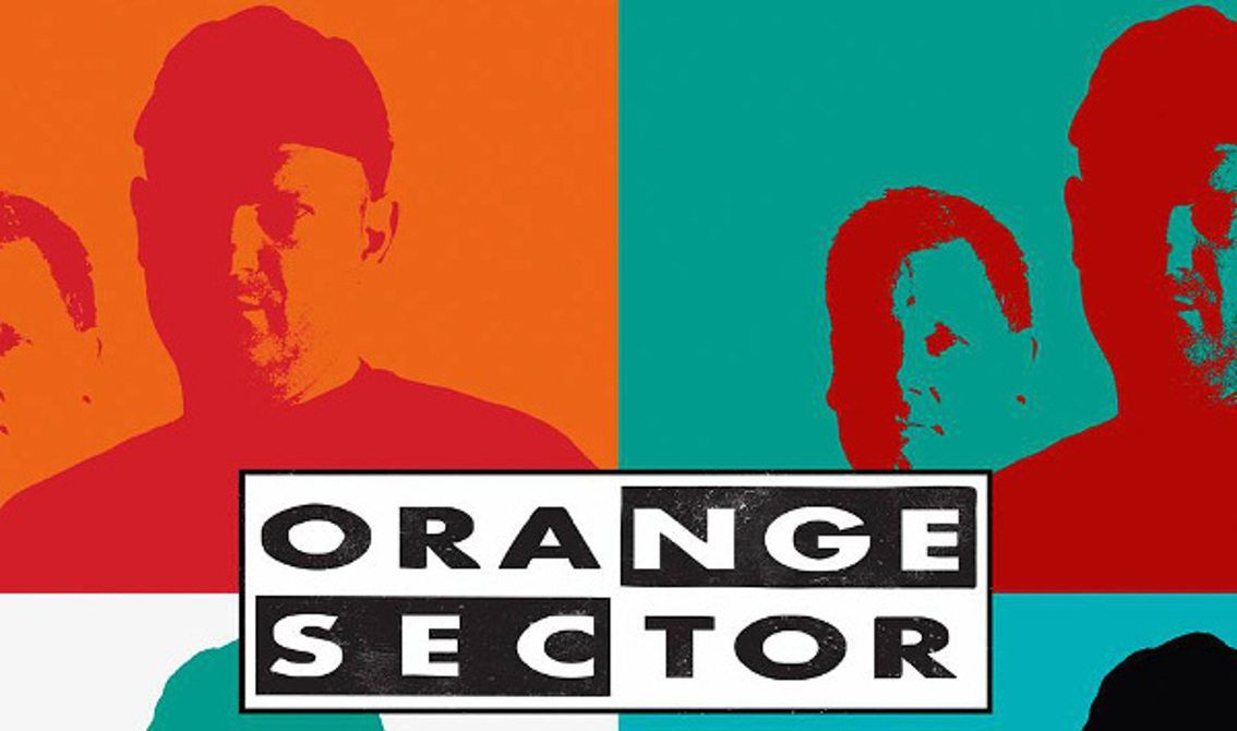 Orange Sector to release 3rd and final part of their EP trilogy:'Farben'