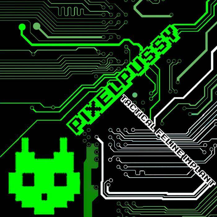 Pixelpussy – Tactical Feline Implant