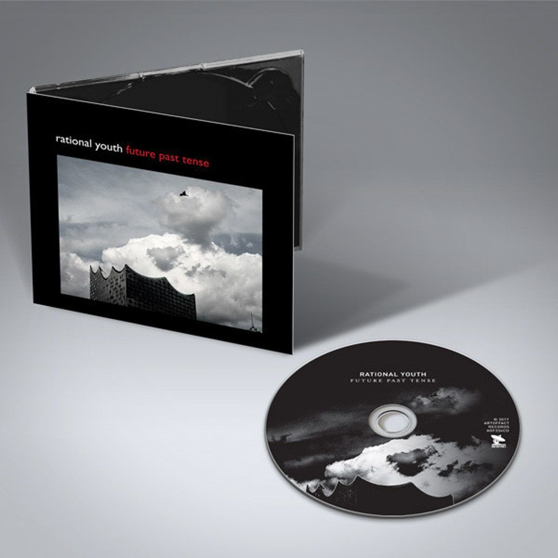 Rational Youth sees'Future Past Tense' reissued on CD including 6 bonus tracks - available now for ordering