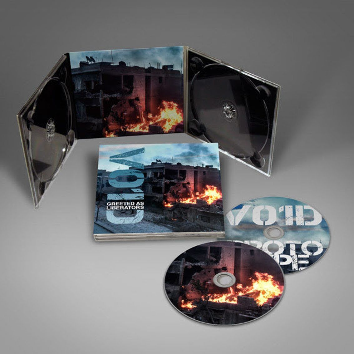 V01d finally has new album out after 6 years + releases long lost 1st album as bonus disc