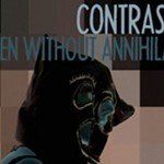 Cult industrial act Contrastate returns with 'No eden without annihilation' out on vinyl+CD