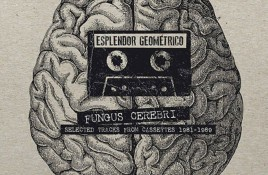 Esplendor Geométrico sees 80s tape material released on double vinyl LO: 'Fungus Cerebri (Selected Tracks From Cassettes 1981-1989)'
