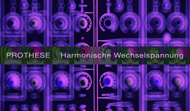Front 242 founding member Daniel B. launches 3-track download single: 'Harmonische Wechelspannung'