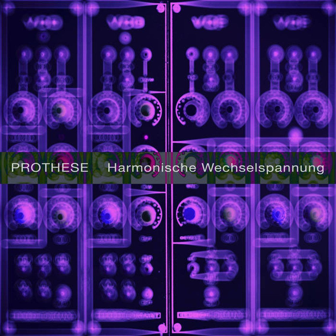 Front 242 founding member Daniel B. launches 3-track download single:'Harmonische Wechelspannung'