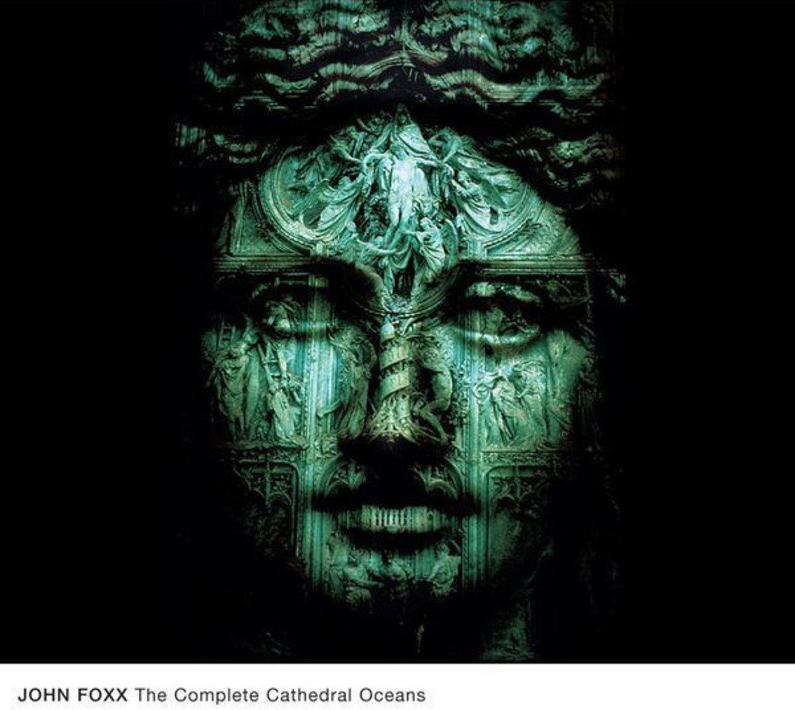 Massive John Foxx 5x vinyl boxset for John Foxx titled 'The complete cathedral oceans' available now