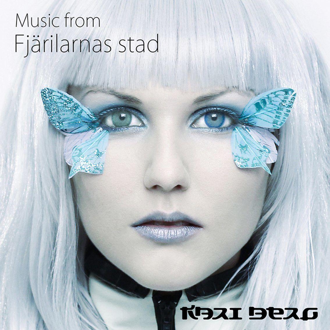 Kari Berg releases book soundtrack'Music from Fjärilarnas stad' - listen here!