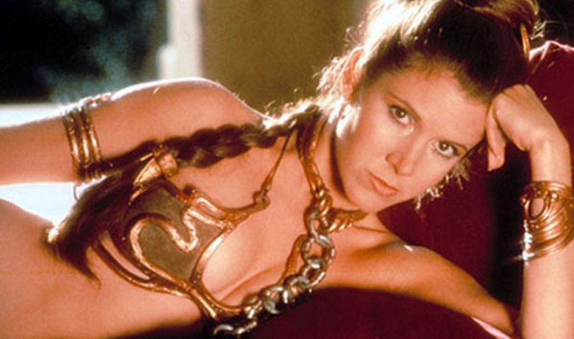 Star Wars' Princess Leia (Carrie Fisher) has died, aged only 60