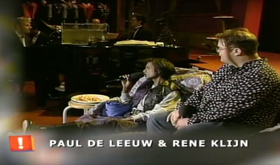 Today is World AIDS Day: let's remember René Klijn's splendid version of Yazoo's Mr. Blue