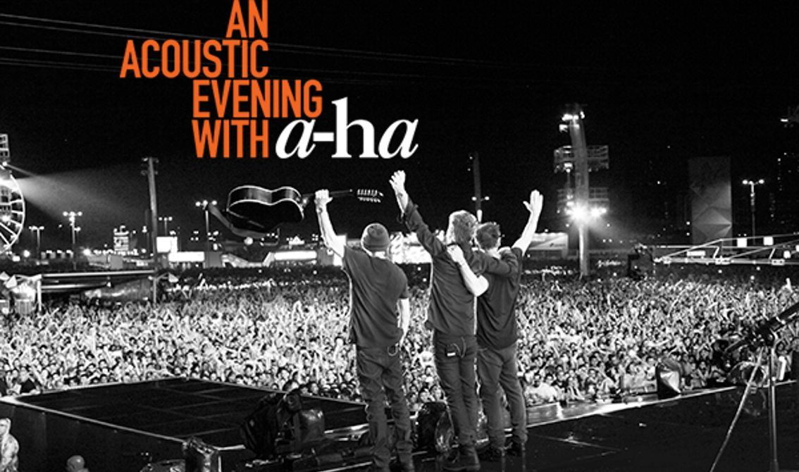 a-ha to record live acoustic album, film and tour