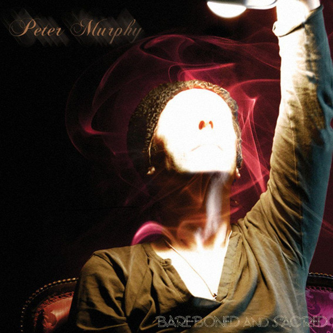 Peter Murphy (Bauhaus) to launch live album 'Bare-Boned and Sacred' in March - pre-orders available here