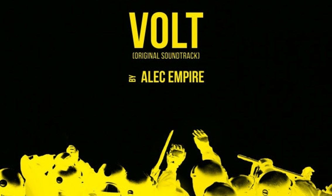 2LP Vinyl version for Alec Empire's'Volt' OST - check the details here and preview 2 tracks already