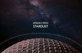 Alphaxone & ProtoU see joined 'Stardust' album released on Cryo Chamber