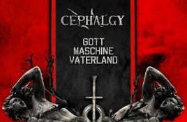 Cephalgy launches 'Gott Maschine Vaterland' in a few weeks from now - listen to a first track!