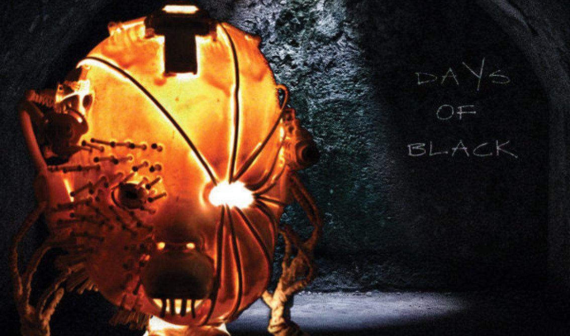 Clan Of Xymox return with new album:'Days Of Black'
