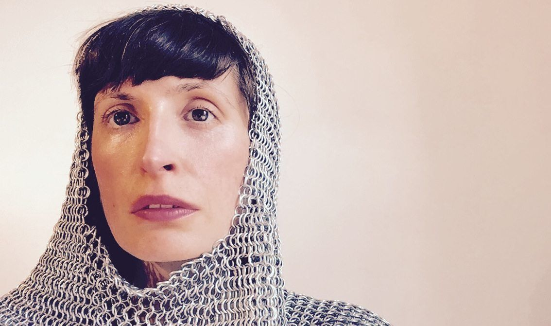 Olivia Louvel to launch new concept album:'Data Regina' - check preview first song
