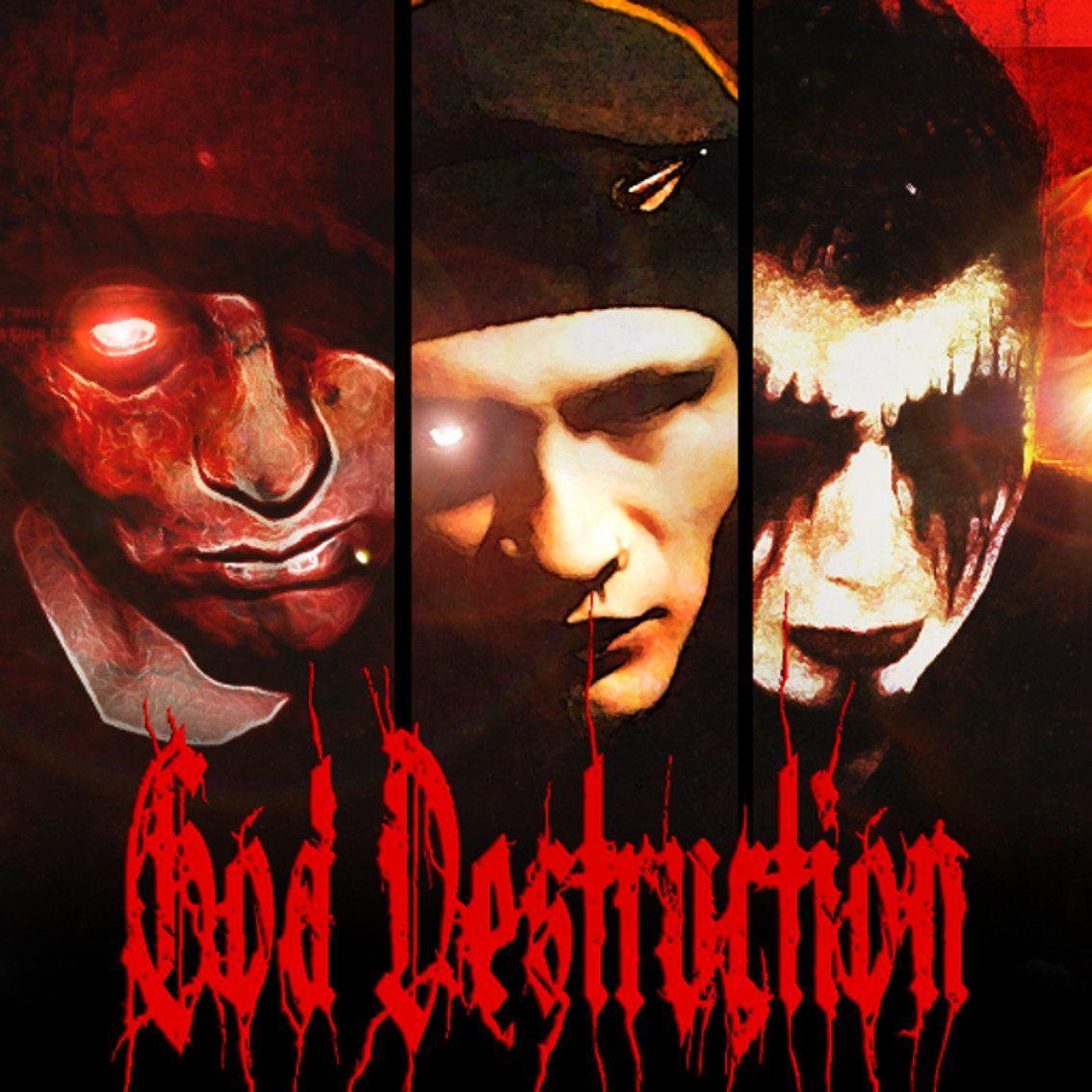 Side-Line introduces God Destruction - listen now to 'Kakuma (The Unholy Land)' (Face The Beat profile series)