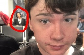 When a kid meets 90s music icon Nick Cave, you get this...