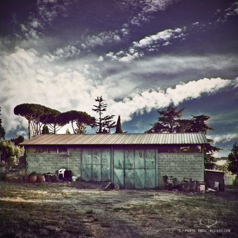 Toxic Visions, an art project studio based in Italy - an interview